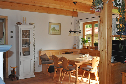 Wandgestaltung Esszimmer Landhaus ~ Kreative Deko Ideen Und Innenarchitektur
